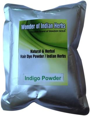 Shagun Gold Indigo Powder Hair Color