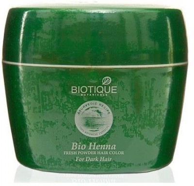 Biotique Bio Henna Fresh Powder Hair Color ? 2 Quantities