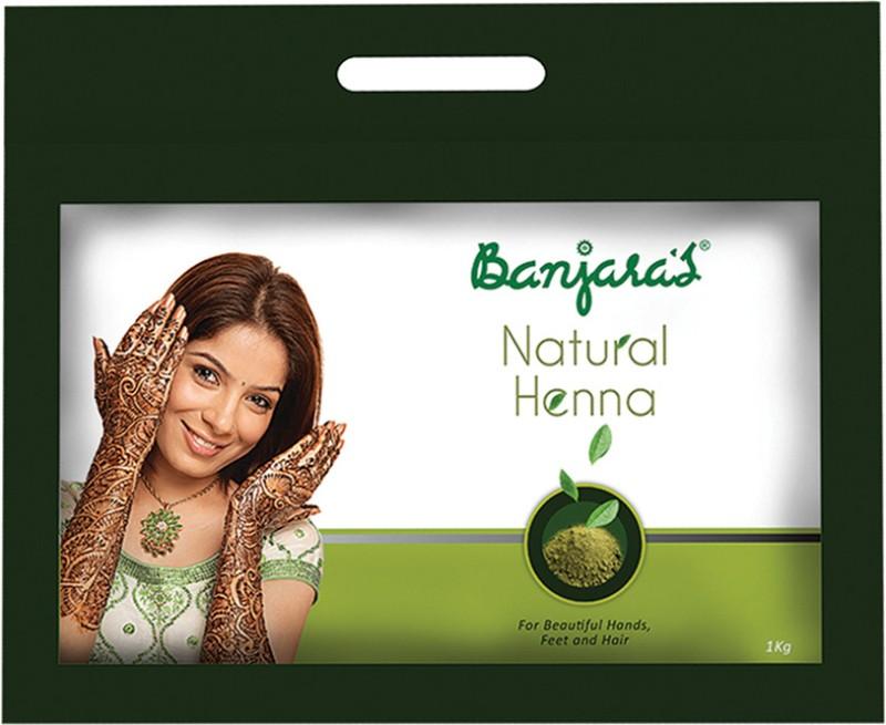 Banjara's Natural Henna(1000 g)