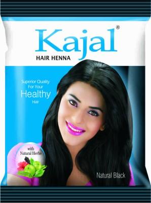 Kajal Hair Henna Black