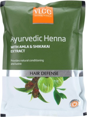 VLCC Ayurvedic Henna Hair Defense with Offer