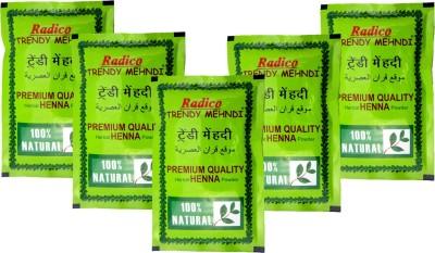 Radico Herbal Henna Powder 5 In One
