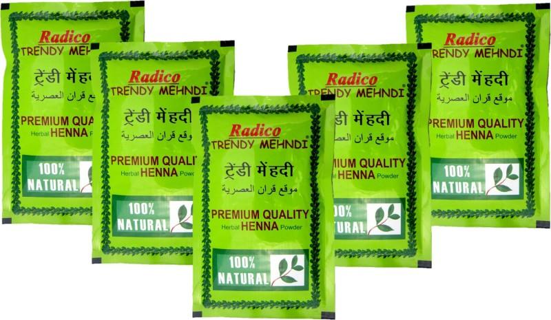 Radico Herbal Henna Powder 5 In One(750 g)