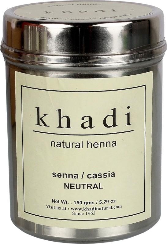 Khadi Natural Natural Henna - Senna/Casia Neutral(150 g)