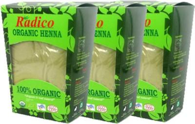 Radico Organic Henna (Pack Of 3)