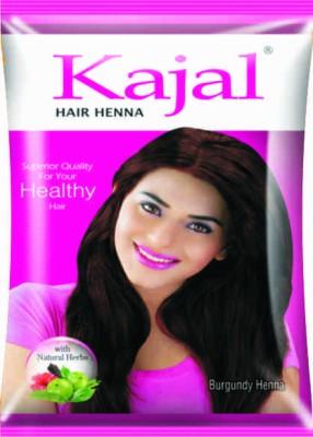 Kajal Hair Henna Burgundy