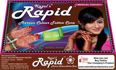 Rapid Maroon Tatto Cone