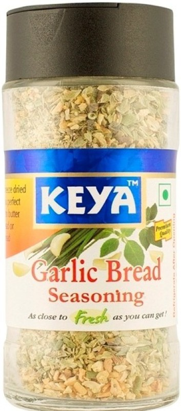 Keya Garlic Bread 50g Pack of 3 Seasoning(50 g)