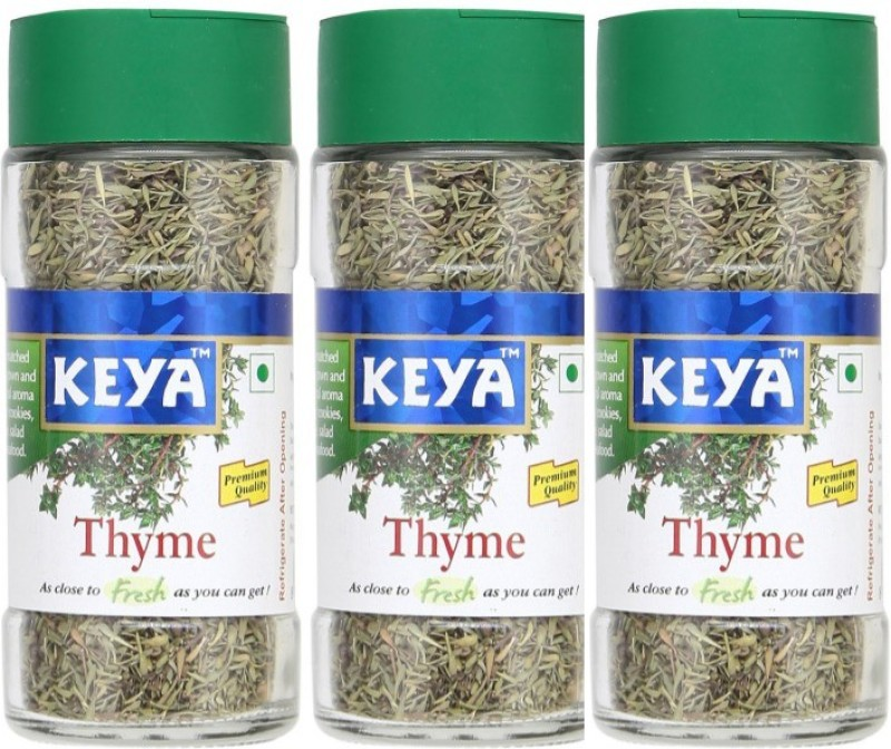 Keya Thyme Leaves (Pack of 3) Herbs(18 g)
