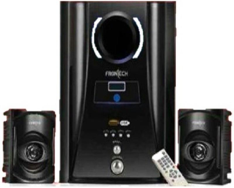 FRONTECH jil-3918 Micro Hi-Fi System(Black)