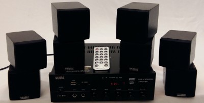 PANDA AUDIO KV-772-L Mini Hi-Fi System