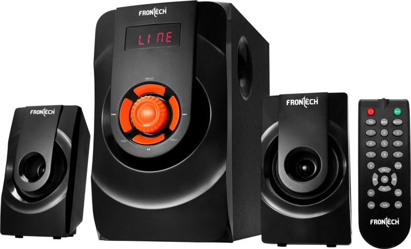 Frontech JIL-3912 Sub Woofer System Hi-Fi System(Black)