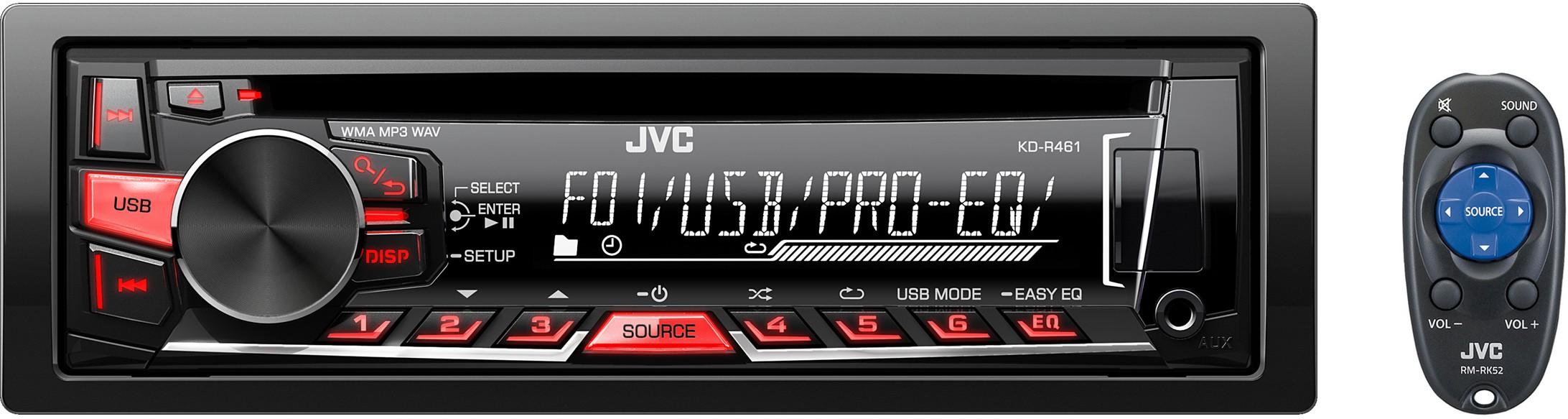 JVC KD-R461 Micro Hi-Fi System class=