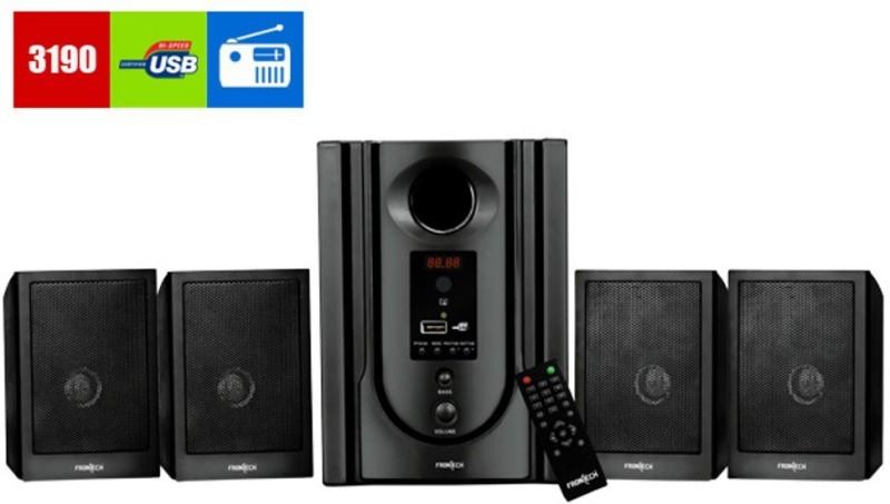Frontech JIL-3366 Audio Player Hi-Fi System(Black)