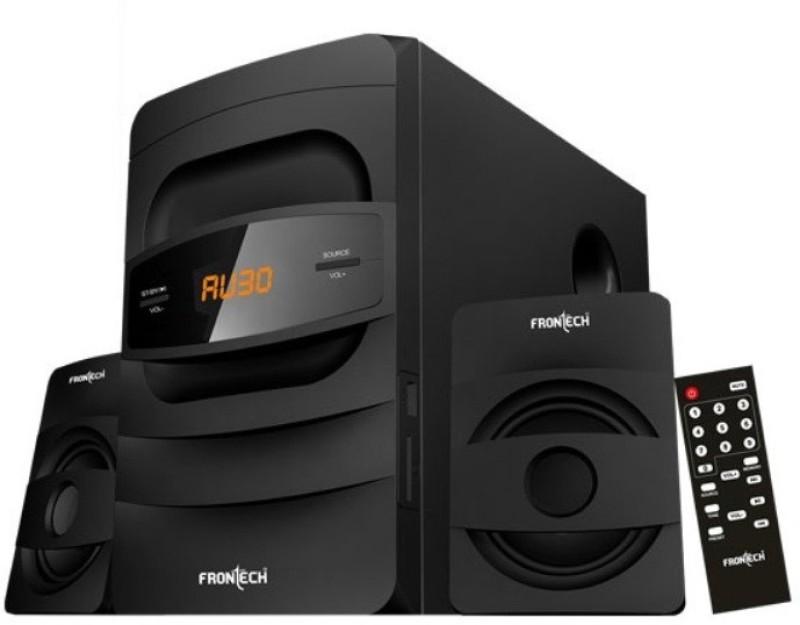 FRONTECH JIL-3930 MICRO Hi-Fi System(Black)