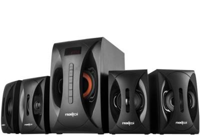 Frontech JIL-3908 Micro Hi-Fi System(Black)