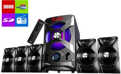 Frontech Mm Speaker 5.1 Usb|Fm Boost (Ft) 5.1 Hi-Fi System