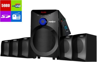 Frontech Multimedia USB|FM (FT) 5.1 Hi-Fi System