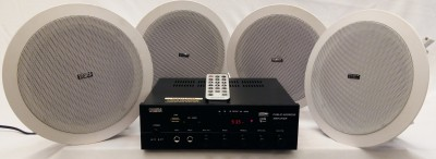 PANDA AUDIO KV-803-L Mini Hi-Fi System