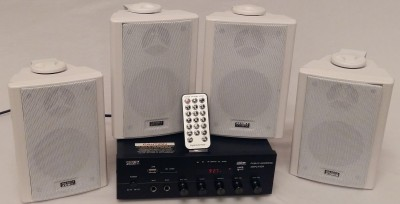 PANDA AUDIO PANDA AUDIO KV-203-L Mini Hi-Fi System