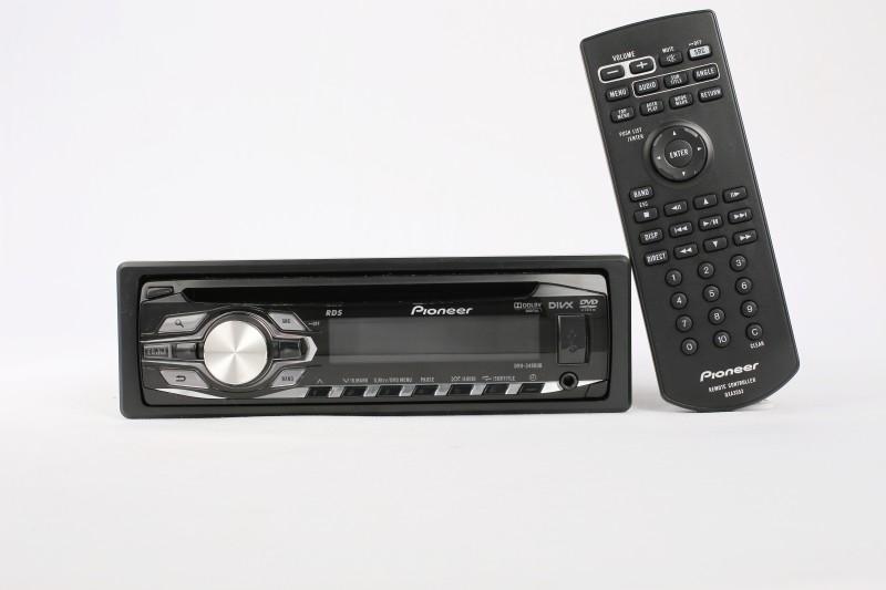 Pioneer DVH3490 DVD PLAYER Medium Hi-Fi System(Black)