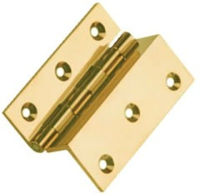 ADVANCE Z HINGES Concealed Hinge(STEEL FINISH, BRASS ANTIQUE, SATIN LACOR Pack of 1)