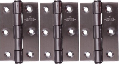 SHINE STAR Hs3 Butt/Mortise Hinge(steel Pack of 3)