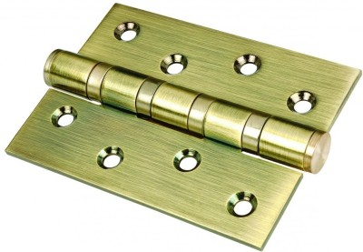 SHINE STAR divine5 Strap Hinge(Antique Brass Pack of 1)