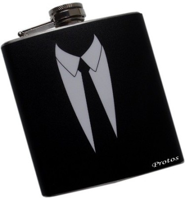 Protos Stainless Steel Hip Flask