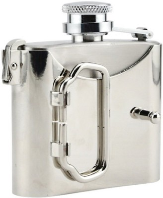 Taino Stainless Steel Hip Flask