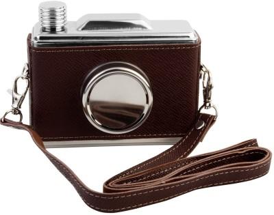 GUOTAI Cool Retro Vintage Camera Design Stainless Steel 11 Oz/325 ml Hip Flask