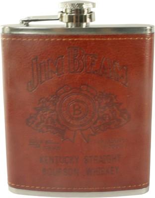 JM Stainless steel Hip Flask