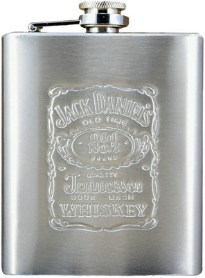 Soy Impulse Jack Daniels Stainless Steel Hip Flask