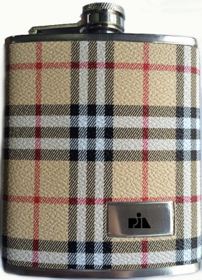 Pia International Stainless Steel Hip Flask