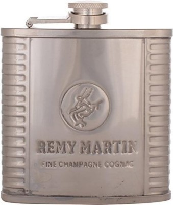 Remy Martin Stainless Steel Hip Flask