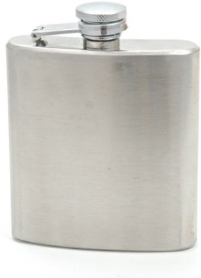 Silver Queen Stainless Steel Hip Flask