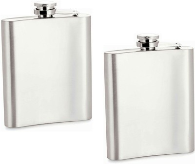 Lovato Stainless-Steel Hip Flask