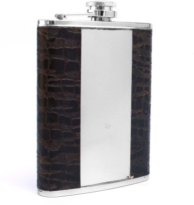 Gadget-Wagon Stainless Steel Hip Flask