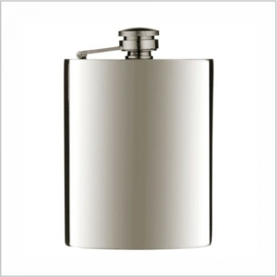 Smiledrive Stainless Steel Hip Flask
