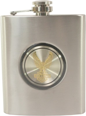 JM Stainless steel Hip Flask