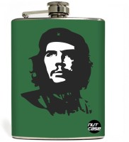 Nutcase Che G Stainless Steel Hip Flask(207 ml)
