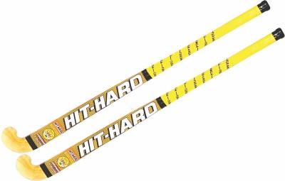 Teranga Hit Hard Full Pvc Grip Tapered Hockey Shaft(Multicolor)