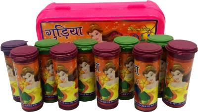 Gayatri Creations Holi Color Powder Pack of 12
