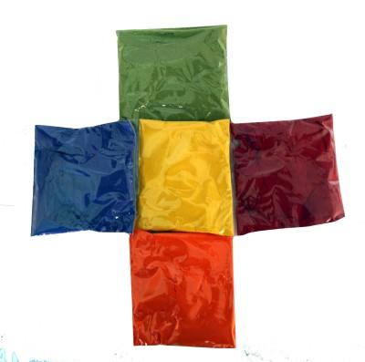 JALASHRI 16611 Holi Color Powder Pack of 5