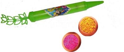 Cock Brand Pichkari, Color Holi Combo