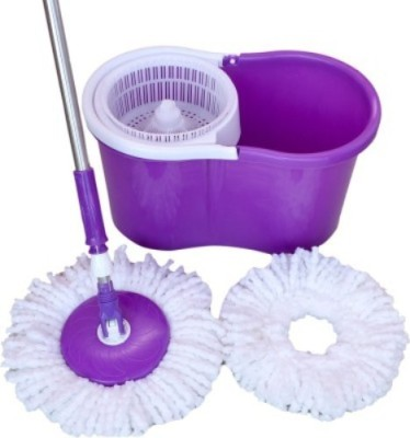 Easy Clean purple Home Cleaning Set