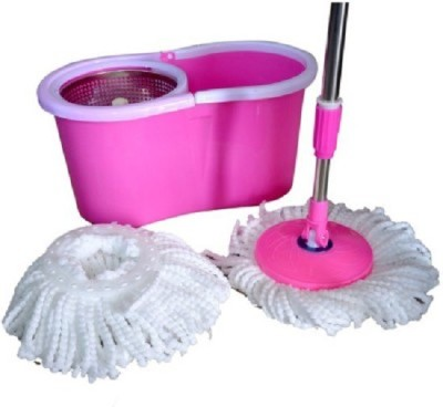 Easy Mop Modern Steel Home Cleaning Set