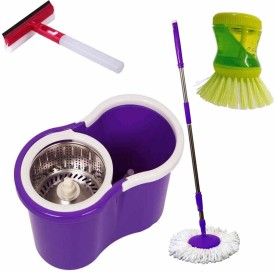 ThunderFit purpelmop36 Home Cleaning Set
