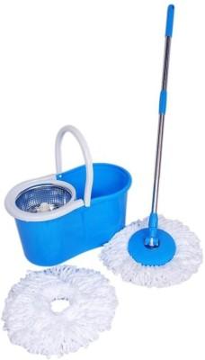 Funtabulas Easy Steel Wringer Floor Cleaner FSM001 Mop Set