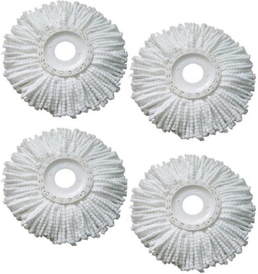 Mystique Mop Head Refills (Set of 4) Home Cleaning Set